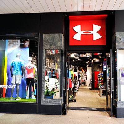 UNDER ARMOUR CLUBHOUSE 天王洲